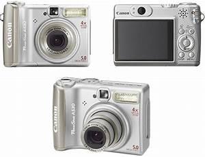 Canon Powershot A530 Repair Manual