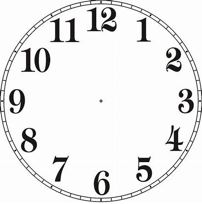 Clock Hands Without Analog Clipart Clip Library