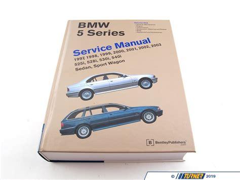 motor repair manual 2008 bmw 5 series electronic toll collection b503 bentley service repair manual e39 bmw 5 series 1997 2003 turner motorsport