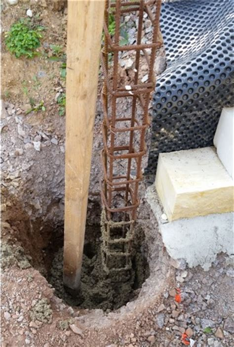 beton fertigmischung fundament betons 228 ule selber bauen herstellen betonieren heimwerkerkniffe de