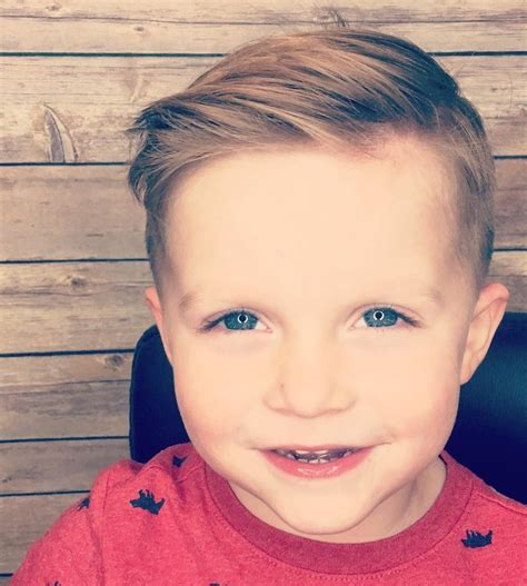 hair styles for boys toddler boy haircuts