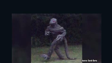 lizard man struts  stuff  south carolina cnn