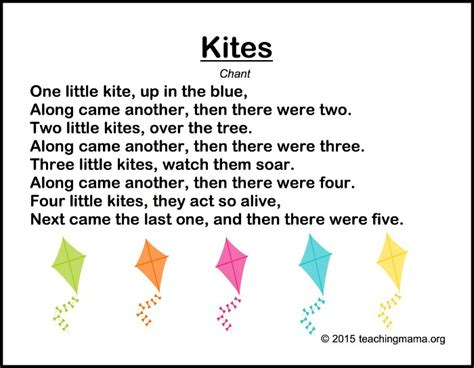 songs for preschoolers 133 | Kites