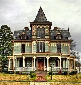 Beautiful Victorian home victorian homes Pinterest