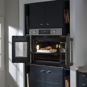 "CT9070SHSS   GE Cafe Series 30"" Built In French Door"