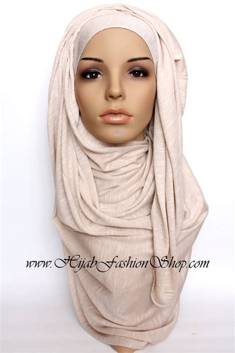 hijab fashion shop jersey hijab slub stone easy  wear hijab easy  drape hijab