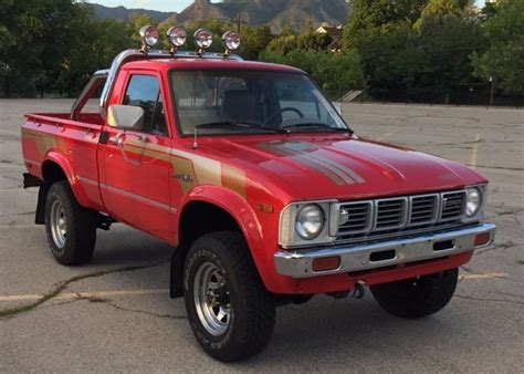 Toyota Sr5 by No Reserve 1981 Toyota Sr5 4x4 For Sale On Bat