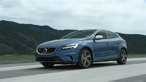 volvo hatchback 2018 volvo v40 luxury hatchback volvo car australia