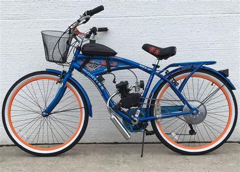 Margaritaville Motorized Bike Kit  Bicycle Motor Works