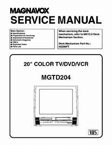 Magnavox 32mf338b