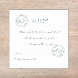 Destination wedding rsvp postcard little flamingo for Destination wedding invitation rsvp etiquette