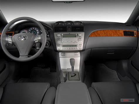 toyota camry solara pictures dashboard  news