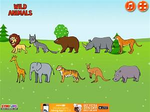 Wild Animals for kids - Android Apps on Google Play