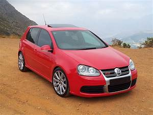 Golf 5 R32 Red | www.pixshark.com - Images Galleries With ...