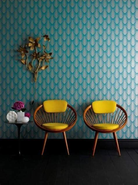 ikea creer sa cuisine le papier peint géométrique en 50 photos avec idéеs
