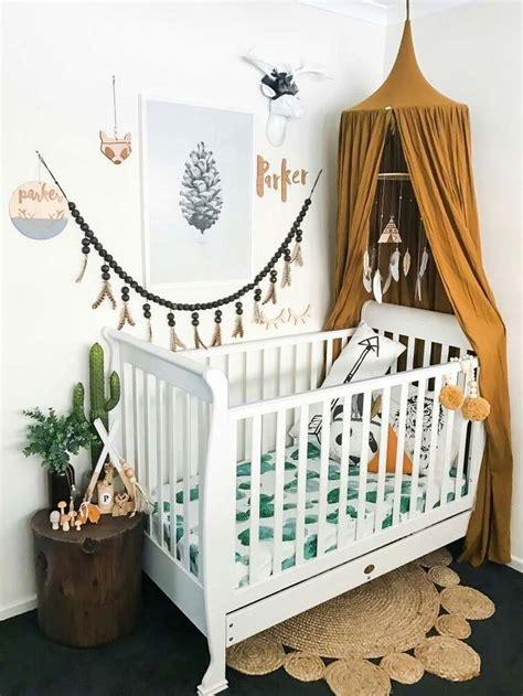 idée décoration chambre bébé fille déco chambre bébé fille et garçon en style scandinave pour