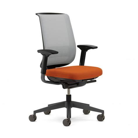 air bureau fauteuil de bureau reply air assise tissu dossier résille