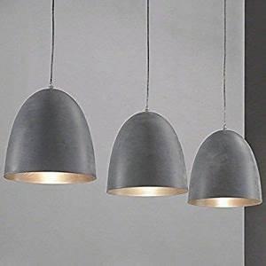 Lampe Mit Mehreren Lampenschirmen : salesfever h ngeleuchte mit 3 lampenschirmen grau platea ~ A.2002-acura-tl-radio.info Haus und Dekorationen