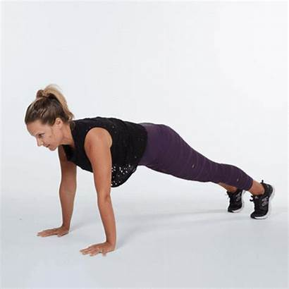 Arms Down Side Drop Shape Upper Abs