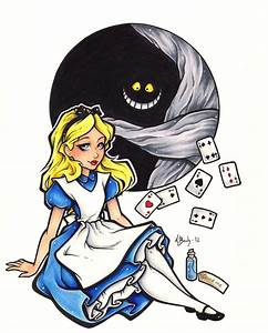 First Prize - Alice In Wonderland by BlueUndine on DeviantArt