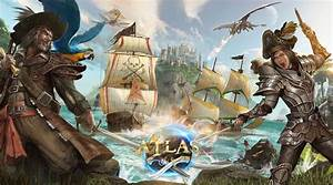 Pirate MMO Atlas Causing Frustration With Early Access ...