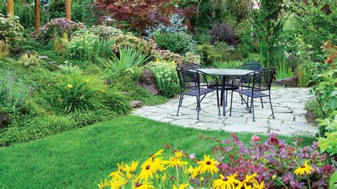 Garden Solutions by 4 Solutions For A Sloped Yard Sunset Magazine Sunset