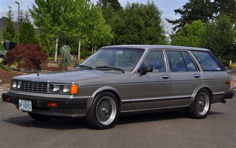 1983 Datsun Maxima by 280zx Turbo Swapped 1983 Datsun 810 Maxima Wagon Bring