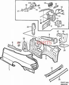 30557283 saab bracket genuine saab parts from With saab kes diagram