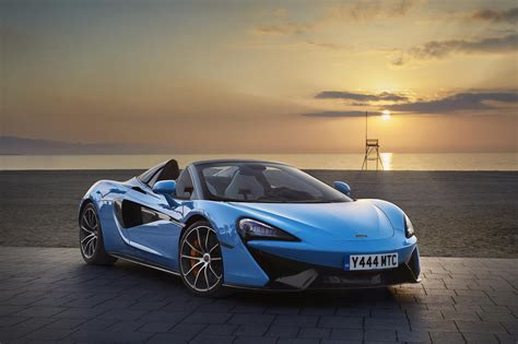 Spider Price by 2018 Mclaren 570s Spider Review Trims Specs And Price