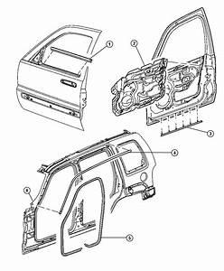 Dodge Avenger Body Part Diagram