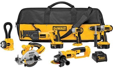 dewalt  xrp tool set