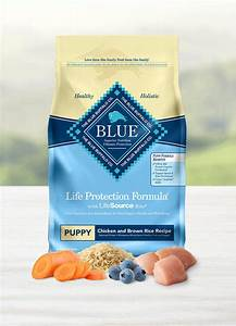 Blue Wilderness Large Breed Puppy Food Feeding Chart