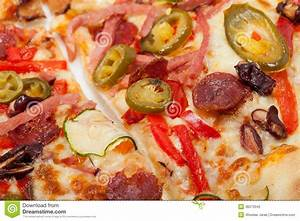 Delicious Italian Pizza Stock Photography - Image: 36573342