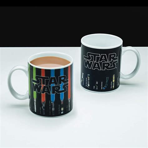 All products from star wars coffee mug category are shipped. Star Wars Heat-Changing Lightsaber Mug - Best Price on Bizzoby