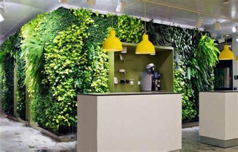 green modern interior decorating  green wall design