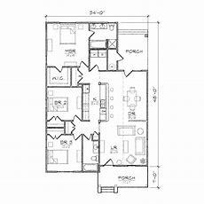Glamorous Simple Bungalow Floor Plans On Layout Design