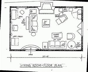 Space planning spear interiors for Living room floor plans