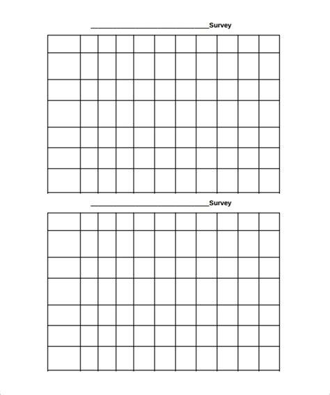 blank survey templates    sample templates
