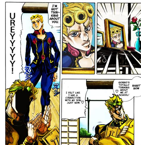 Anime Jojos Adventure And You Dont Jojos Giotaro Jojo S Adventure Your Meme