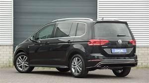 Volkswagen Touran R Line : volkswagen new touran r line 2018 deep black pearl walk around inside detail youtube ~ Maxctalentgroup.com Avis de Voitures