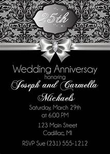 17 best images about 25th wedding anniversary on pinterest With images of 25th wedding anniversary invitations