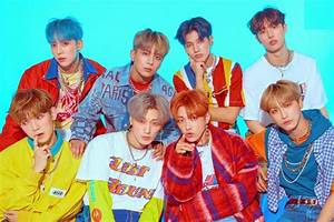 Pop Chart Map Interview Riding The Korean Wave With Rising Stars Ateez