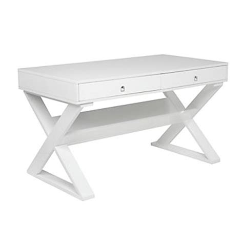White Lacquer Desk by White Lacquer Desk Jett Desk Z Gallerie