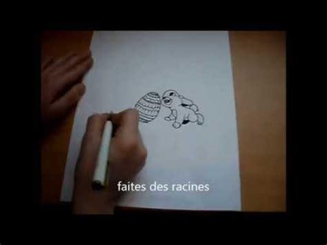 comment cuisiner un lapin comment dessiner un lapin de paques facile 3
