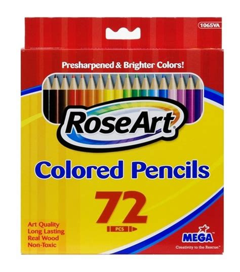 72 colored pencils 72 count colored pencils jo