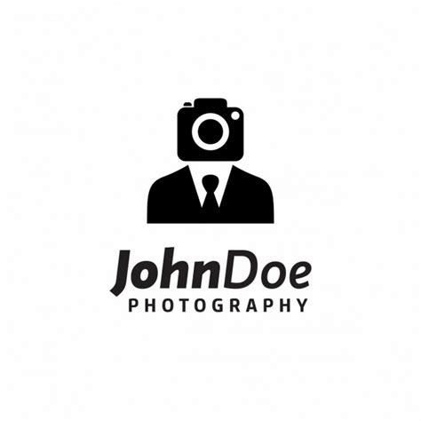 logo   photography studio vector