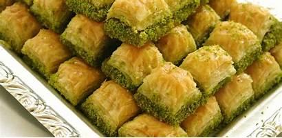 Baklava Turkish Turkey Sweets Desserts Sweet Dessert