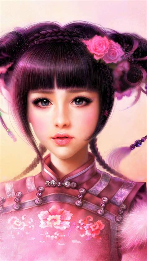 Beautiful Girl Graphics Wallpaper