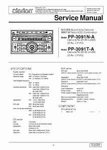 Clarion Apa4160 Service Manual Download  Schematics  Eeprom  Repair Info For Electronics Experts