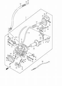 Suzuki Intruder 1400 Carburetor Diagram